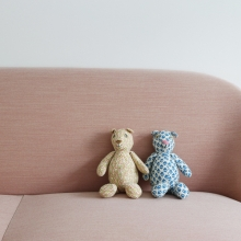 TEDDY yellow/blue